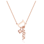 STYLUS Eun-tak 14K Necklace 250100065