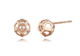 Golden dew Bianco earring 311600312