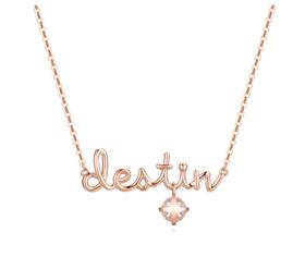 STYLUS destin3 necklace 14K_250100066